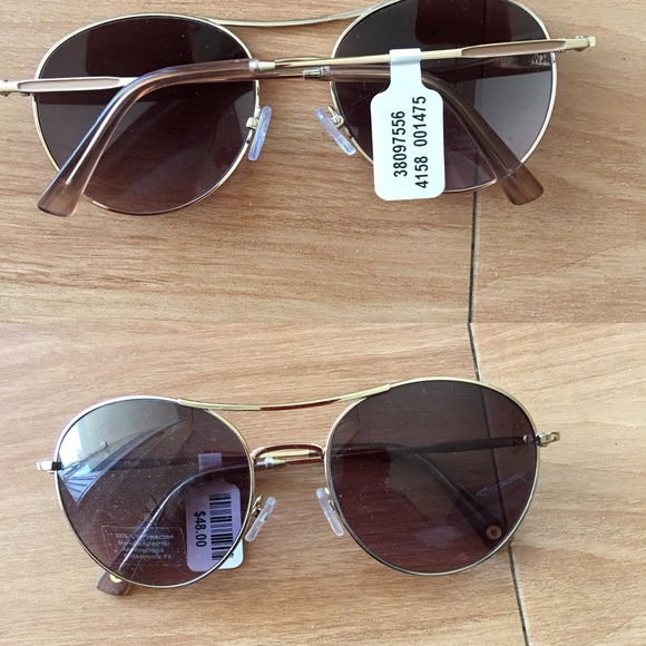 77fc21a022 Anthropology aviator glasses